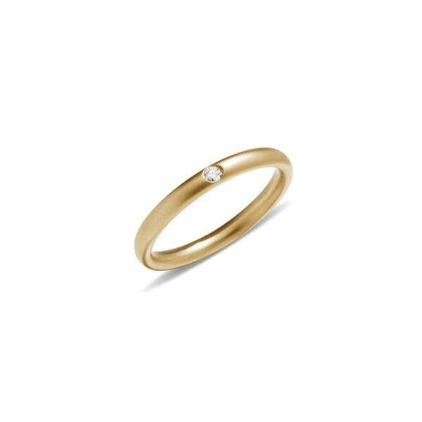 Bague Pomellato Lucciole en or jaune et diamant