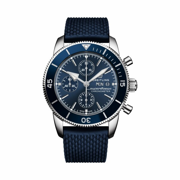 Montre Breitling Superocean Héritage II Chronographe 44