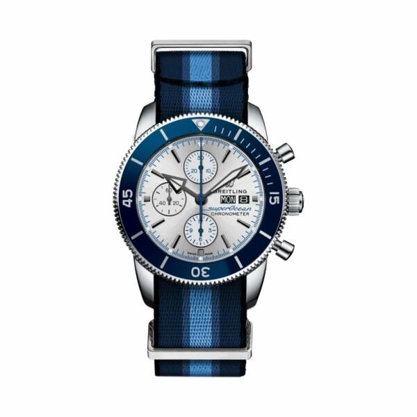 Montre Breitling Superocean Héritage Chronograph 44 Ocean Conservancy Edition Limitée