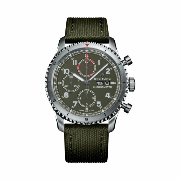 Montre Breitling Aviator 8 Chronograph 43 Curtiss Warhawk