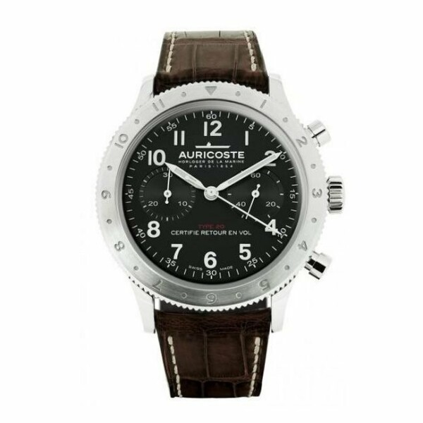 Montre Auricoste Type 20 FlyBack 42mm A20NP