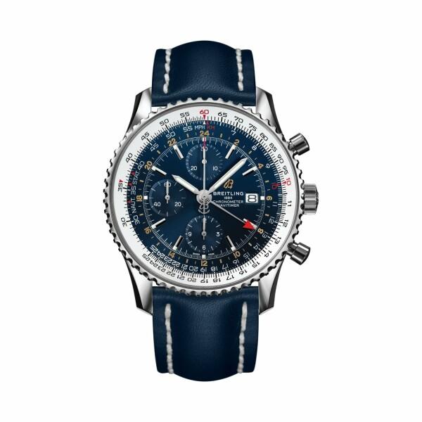 Montre Breitling Navitimer 1 Chronograph GMT 46