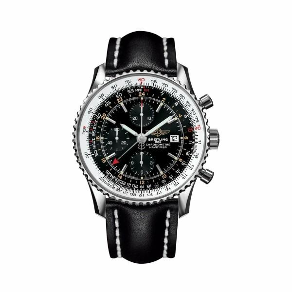 Montre Breitling Navitimer Chronograph GMT 46