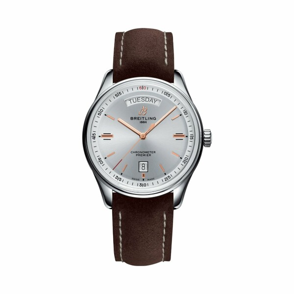 Montre Breitling Premier Automatic Day & Date 40