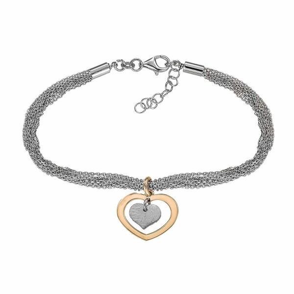 Bracelet Jourdan Bijoux Valentine en argent