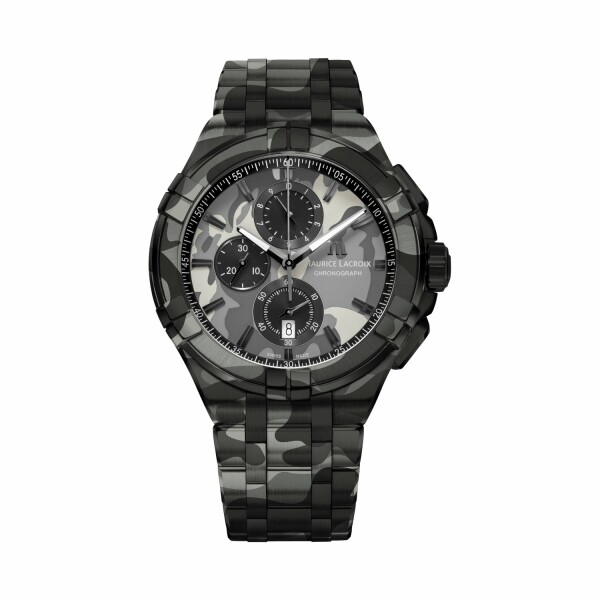 Montre Maurice Lacroix Aikon Chronograph Limited Edition AI1018-PVB02-336-1