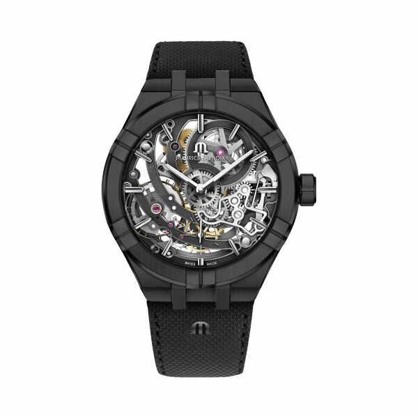 Montre Maurice Lacroix Aikon Manufacture Skeleton Limited Edition AI6028-PVB01-030-1