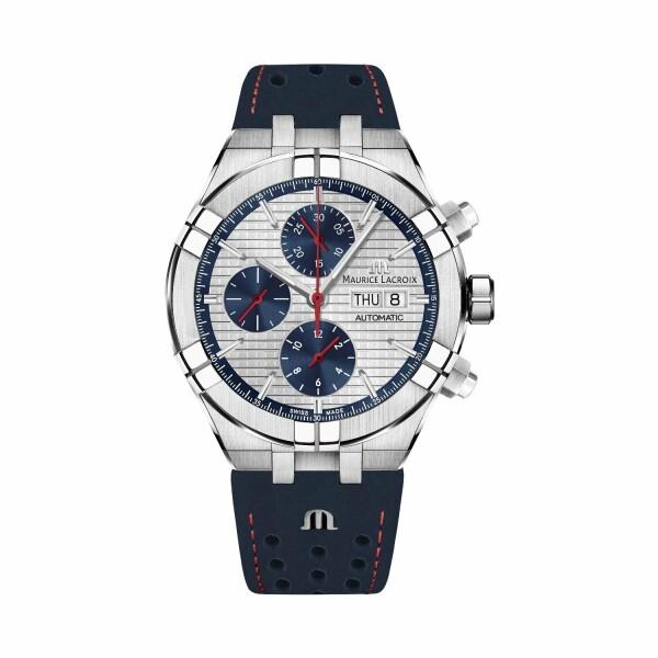 Montre Maurice Lacroix Aikon Automatique Chronographe AI6038-SS001-133-1