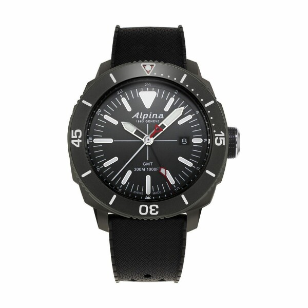 Montre Alpina Seastrong GMT