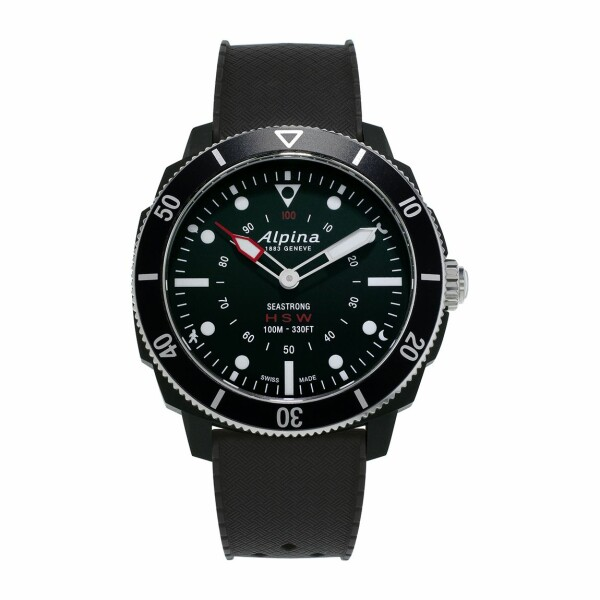 Montre Alpina Seastrong Horological Smartwatch