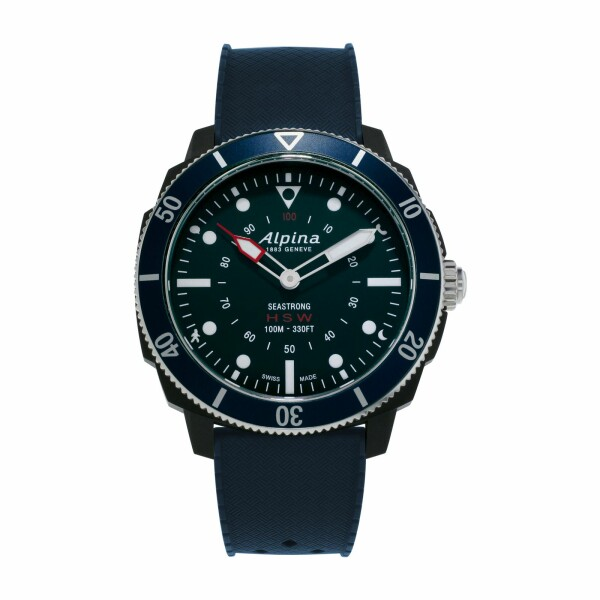 Montre connectée Alpina Horological Smartwatch Seastrong HSW