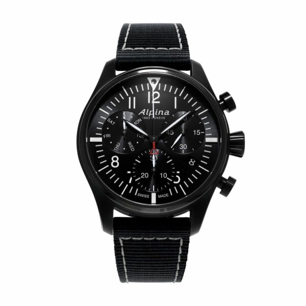 Montre Alpina Startimer Pilot Chronograph
