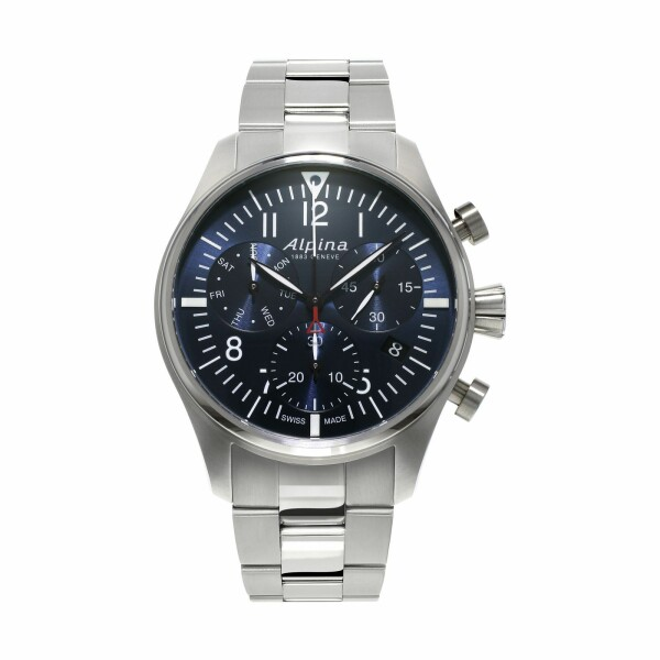 Montre Alpina Startimer Pilot Chronograph Date