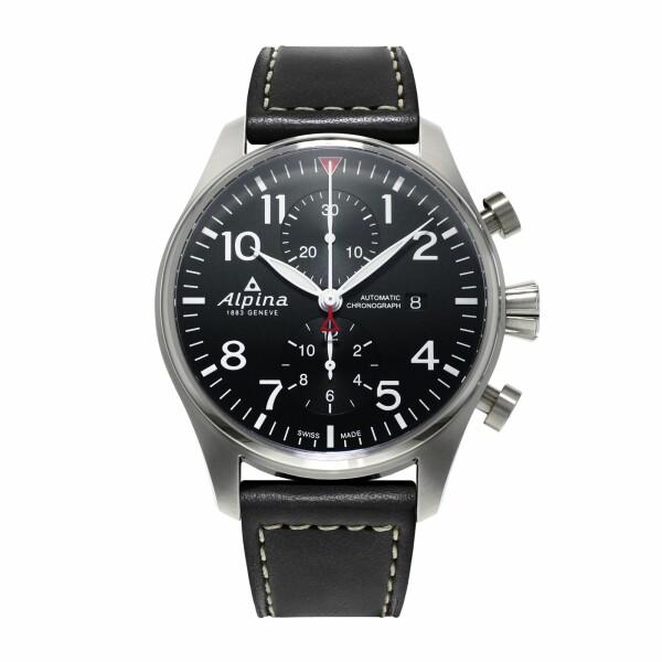 Montre Alpina Startimer Pilot Automatic Chronograph Date