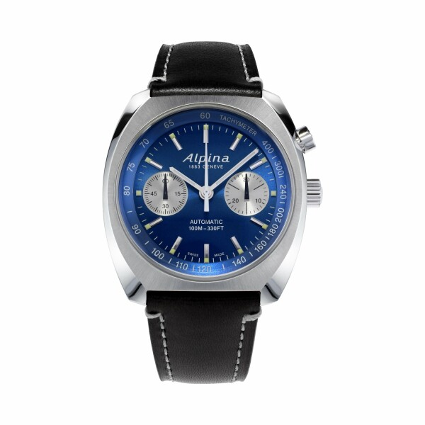 Montre Alpina Startimer Pilot Heritage Automatic Chronograph