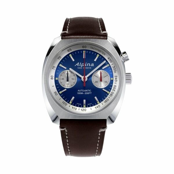 Montre Alpina Startimer Pilot Heritage Automatic Chronograph
