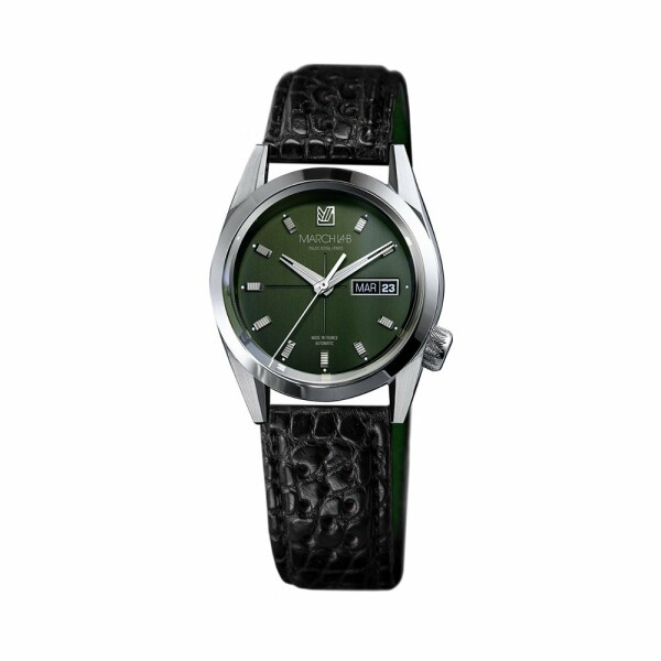 Montre March LA.B AM89 Automatic Evergreen