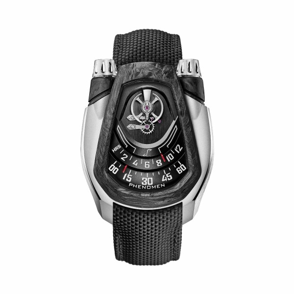 Montre Phenomen PH-01 Titanium & Carbon Fiber