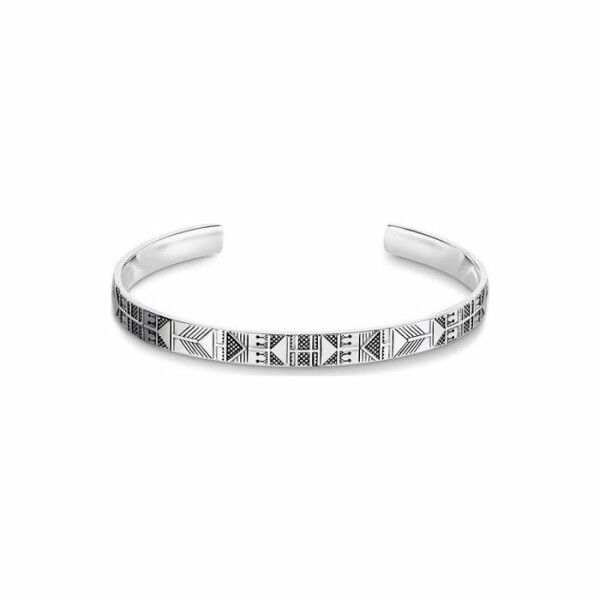 Bracelet Jonc Thomas Sabo Rebel at heart Ethno en argent