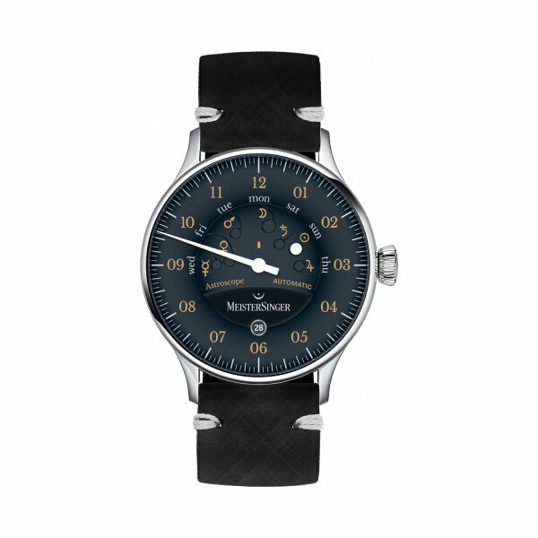 Montre Meistersinger Astroscope AS902OR