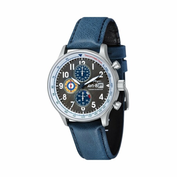 Montre AVI-8 Hawker Hurricane AV-4011-0F
