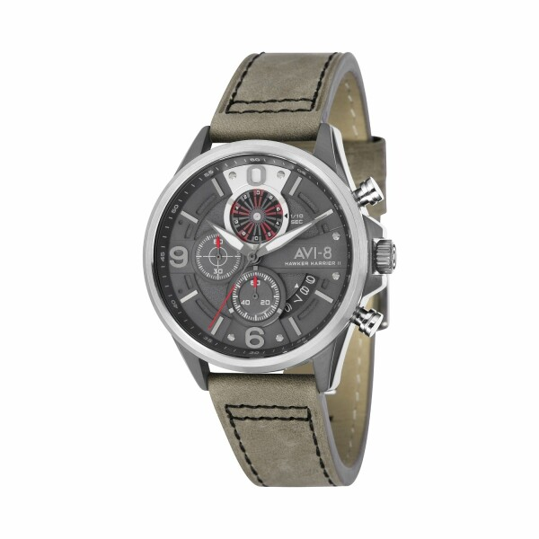 Montre AVI-8 Hawker Harrier II AV-4051-03
