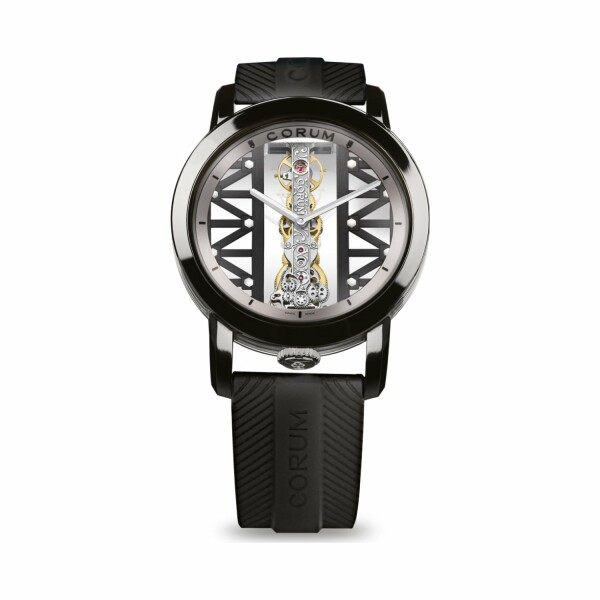 Montre Corum Golden Bridge Round 43