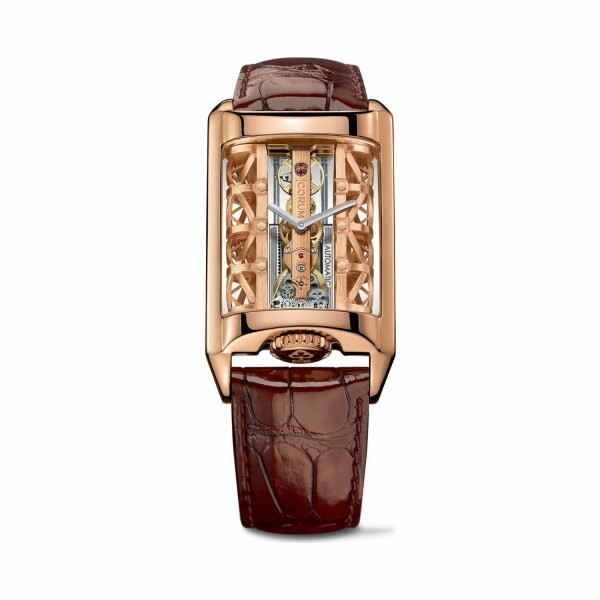 Montre Corum Golden Bridge Stream Bridge Automatique