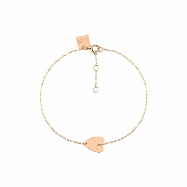 Bracelet GINETTE NY ANGELE en or rose
