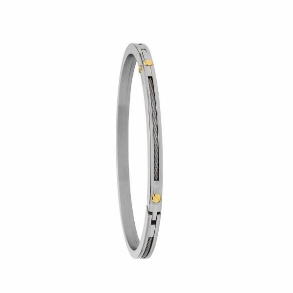 Bracelet Jourdan Bijoux Aspen en acier