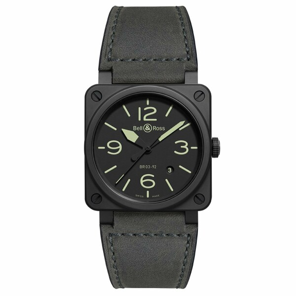 Montre Bell & Ross Instruments BR 03 (42mm) Nightlum