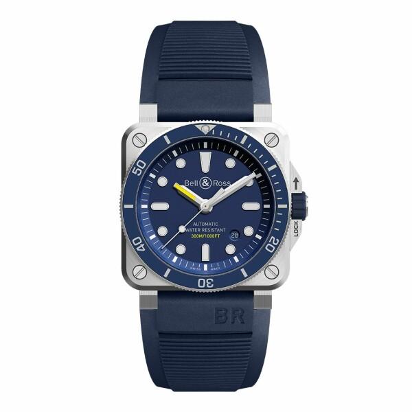 Montre Bell & Ross BR 03-92 Diver Blue