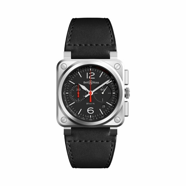 Montre Bell & Ross BR 03-94 Black Steel