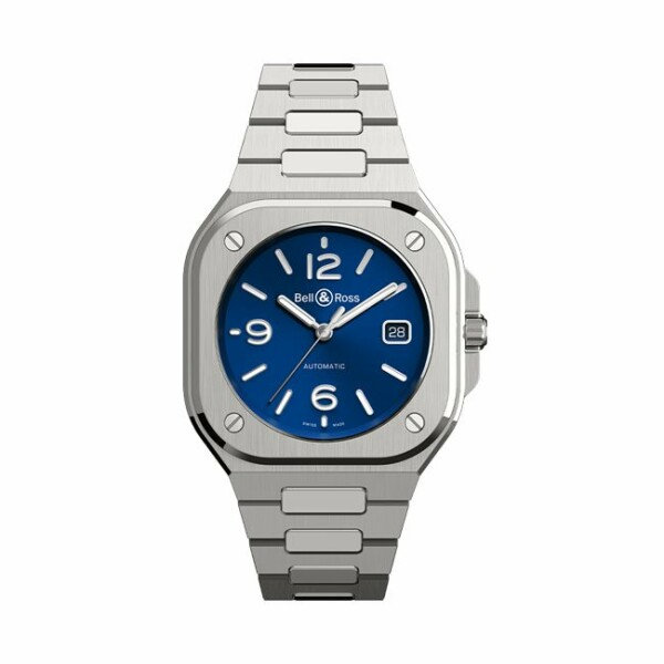 Montre Bell & Ross BR 05 Blue Steel