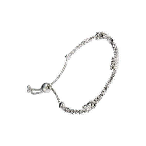 Bracelet Una Storia en argent