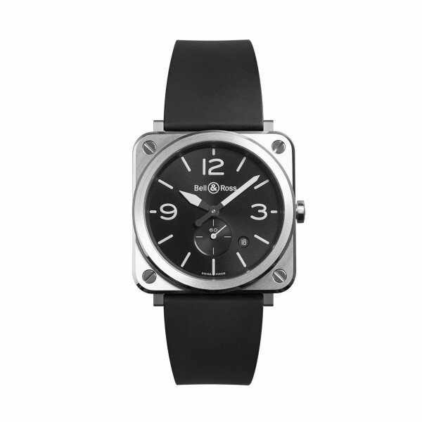 Montre Bell&Ross Aviation BR S Steel