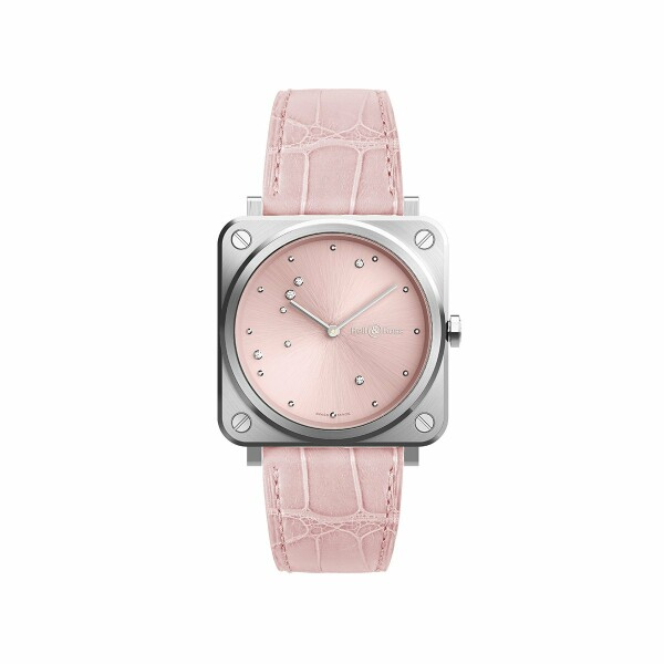 Montre Bell & Ross BR S PINK Diamond Eagle