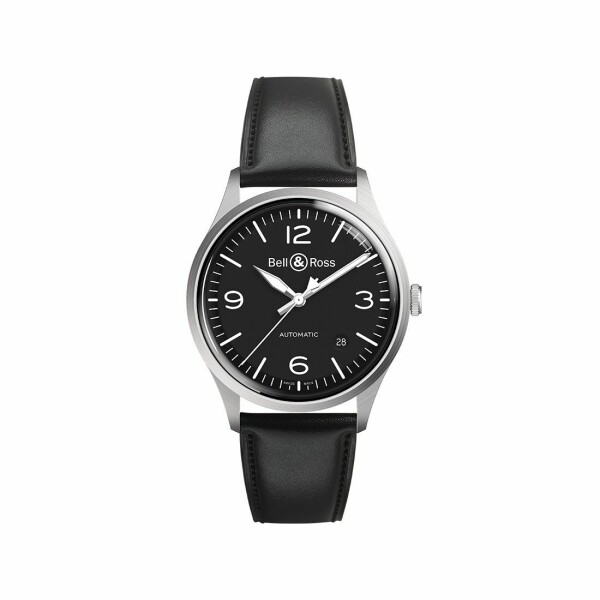 Bell & Ross Vintage BR V1-92 Black Steel