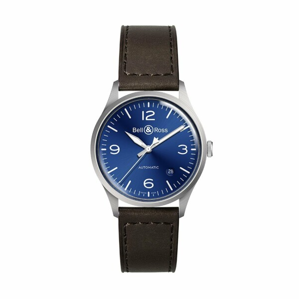 Montre Bell & Ross BR V1-92 Blue Steel