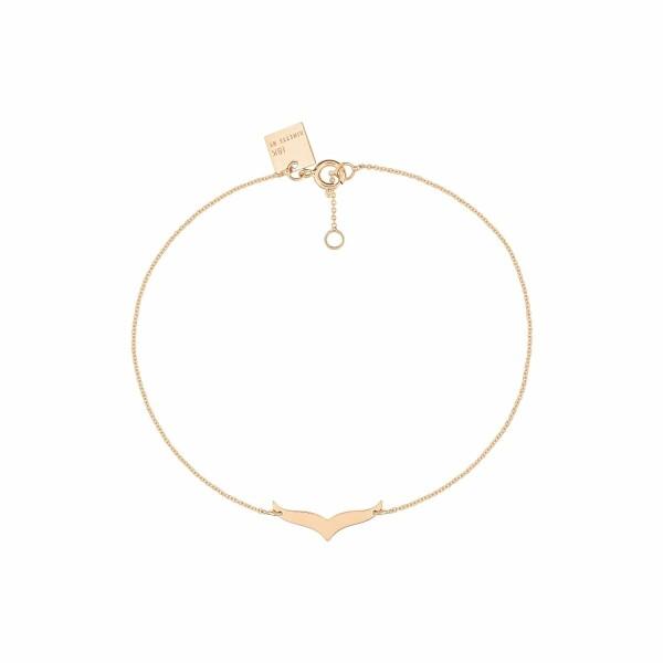 Bracelet GINETTE NY WISE en or rose