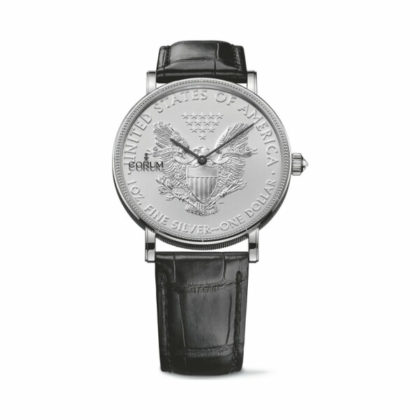 Montre Corum Heritage Coin