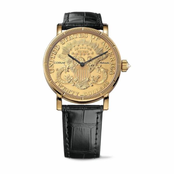 Montre Corum Heritage Coin Watch