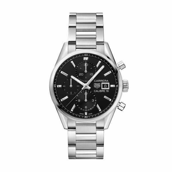 Montre TAG Heuer Carrera Calibre 16 Chronographe Automatique 41mm