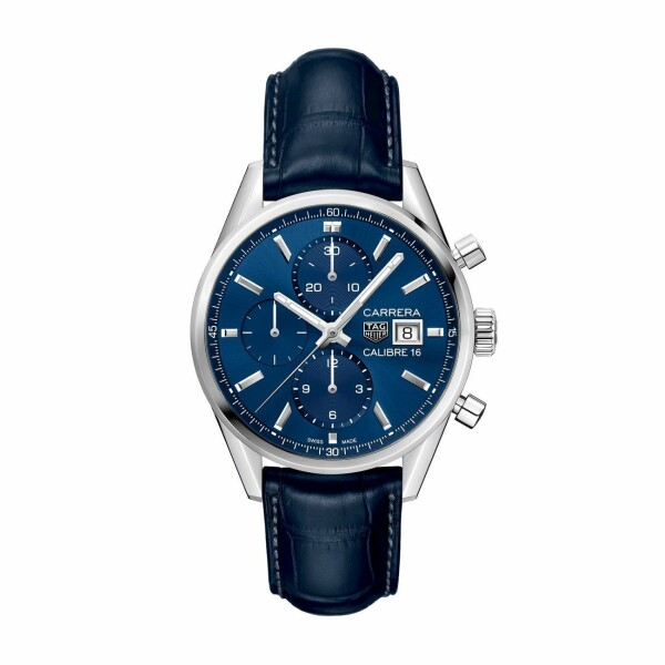 Montre TAG Heuer Carrera Chronographe Calibre 16