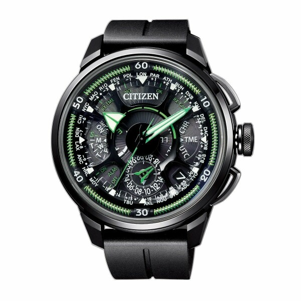 Montre Citizen Satellite Wave CC7005-16E