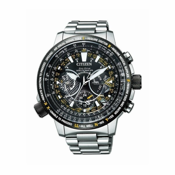 Montre Citizen Satellite Wave CC7014-82E