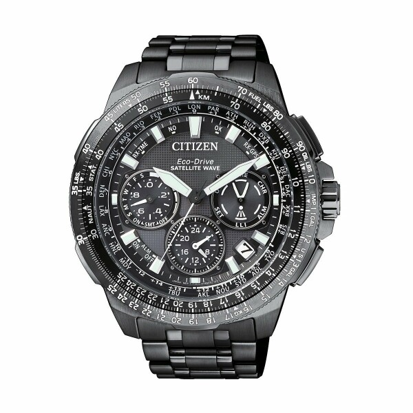 Montre Citizen Satellite Wave CC9025-51E