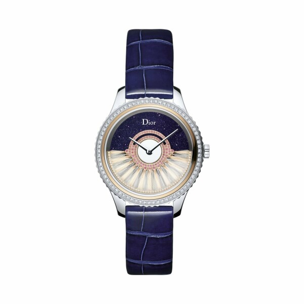 Montre Dior Grand Bal Plume Aventurine 36mm
