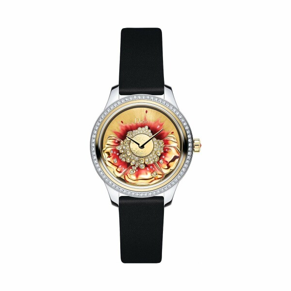 Montre Dior Grand Bal Miss Rouge 36mm