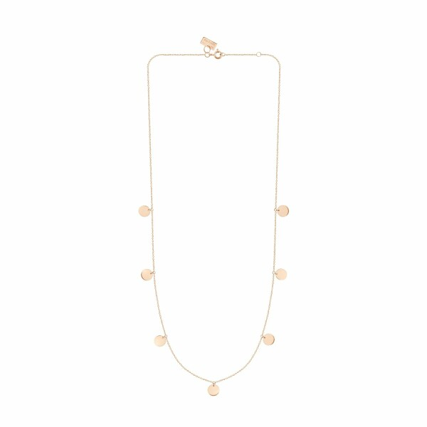 Collier Vanrycke Marrakech en or rose